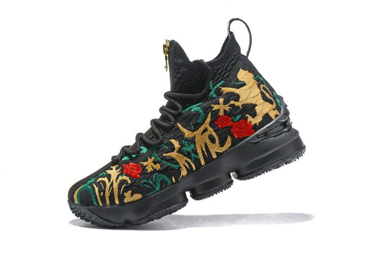 2018 New Arrival KITH x Nike LeBron 15 XV EP Lifestyle Kings Crown 2018 Mens  Basketball Sneakers d85153670
