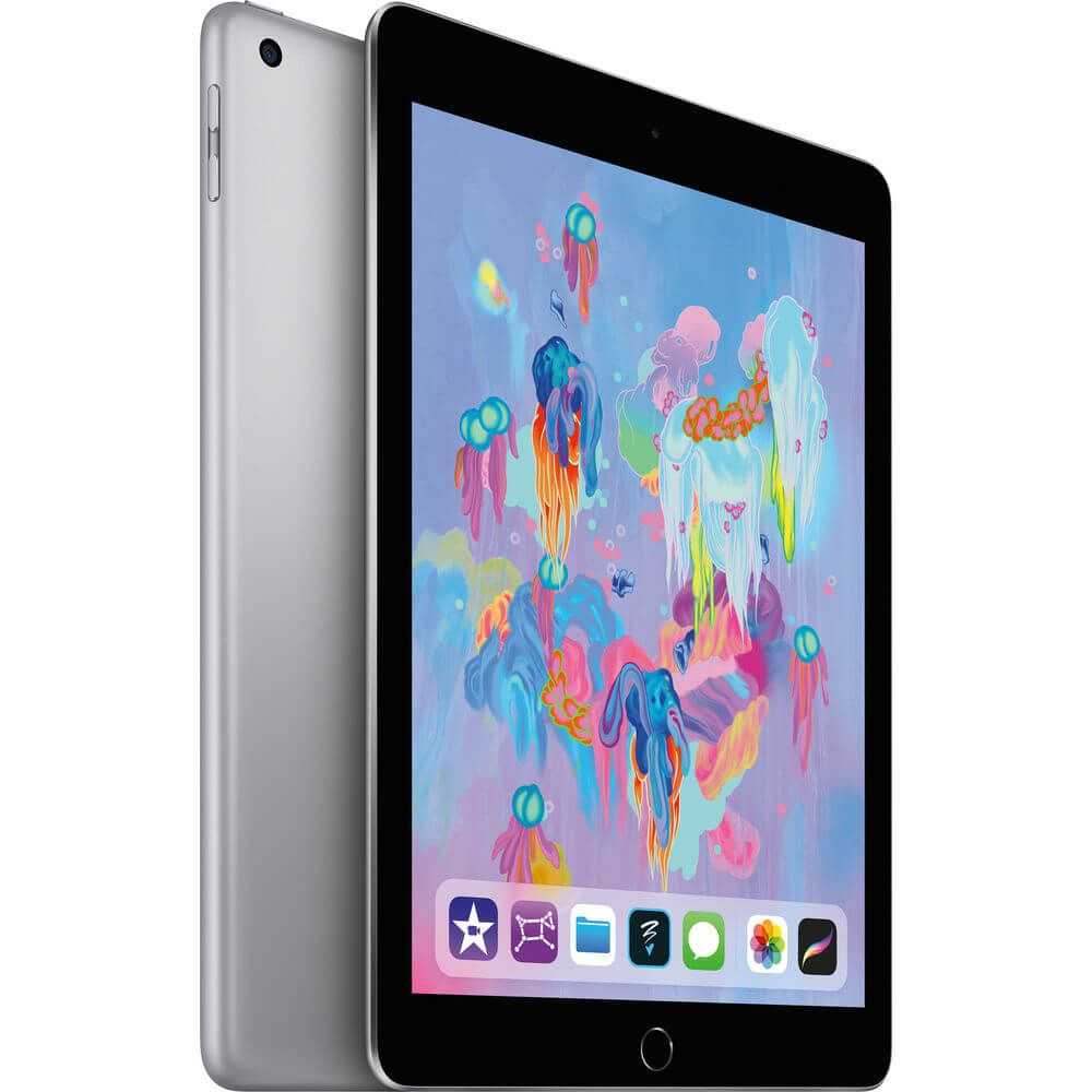 Apple Mr7f2ll A Ipad 6th Gen 9 7 Inch 128gb Tablet Apple Ipad New Apple Ipad Ipad 32gb