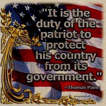 Thomas Paine Patriotic Quotes Thomas Paine Patriot