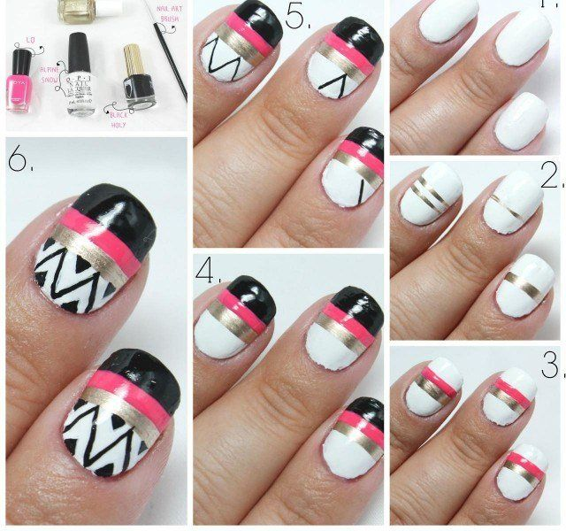 decoration ongles facile