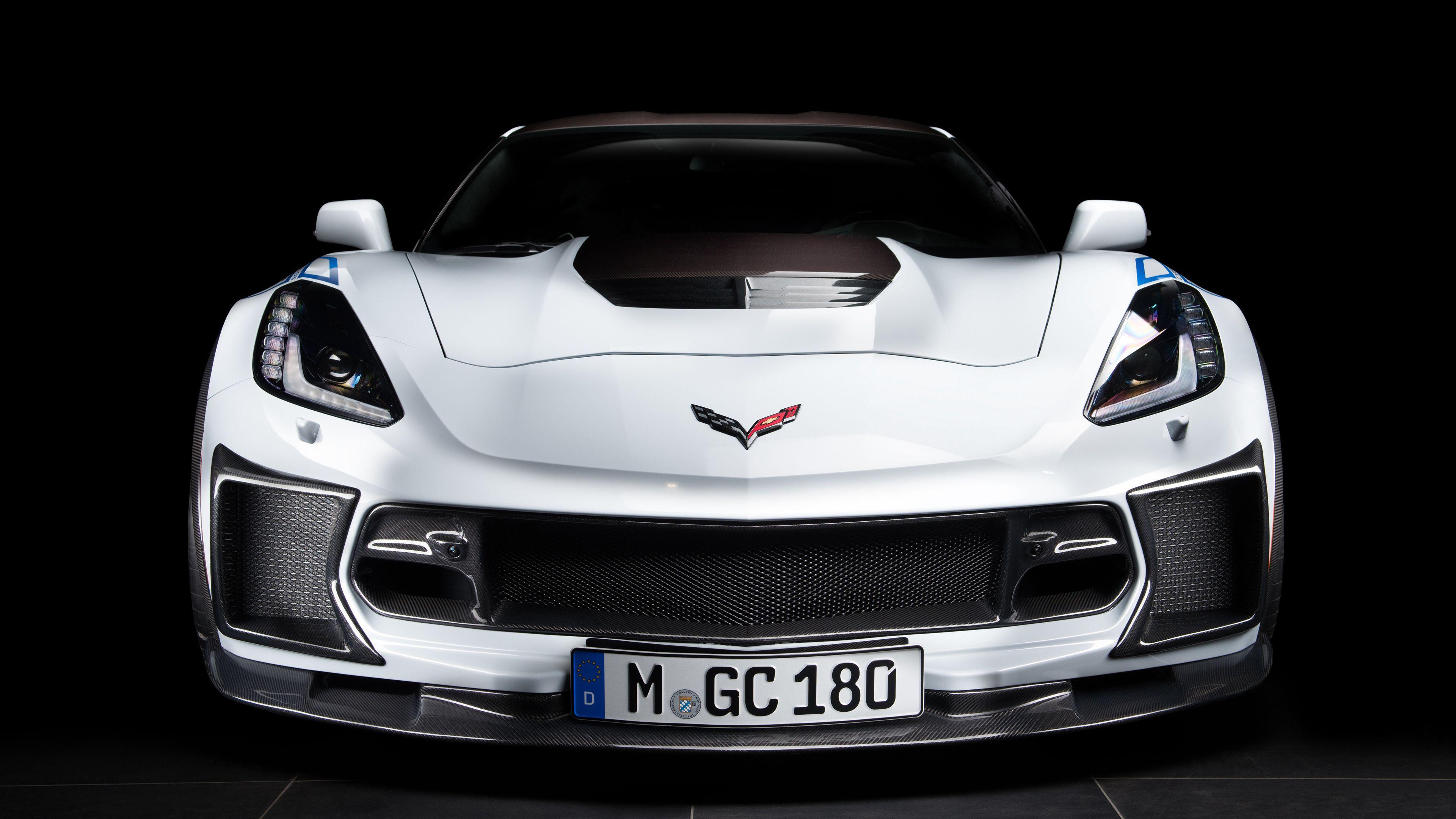 2018 Geiger Chevrolet Corvette Z06 Carbon 65 Edition Hd Wallpapers