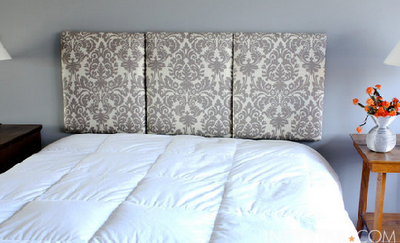 I want to make my own headboard different fabric of for Different headboards