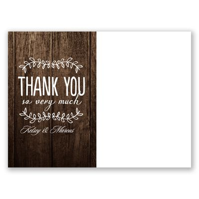 Rustic and refined details on this fabulous wood grain thank you