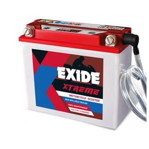 Exide Bike Batteries Are Designed For A Full Range Of 2 Wheeler