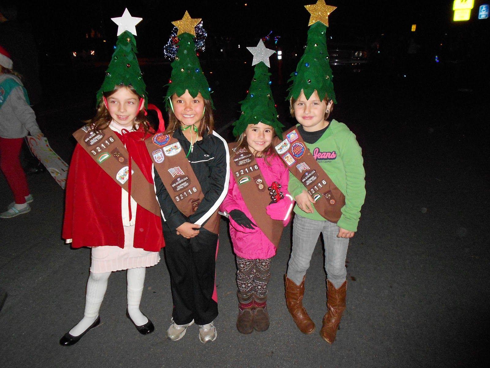 Brownie brownie elf hat