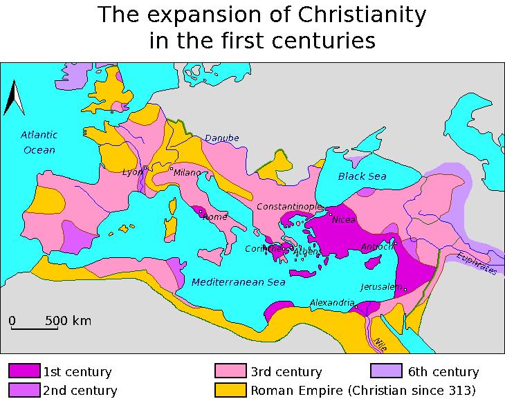 Church History By Century