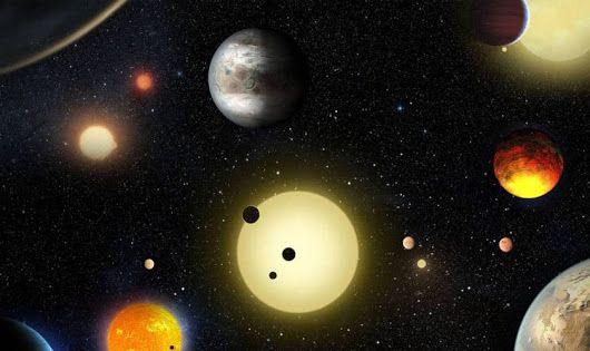 Éstas son las primeras imágenes del nuevo sistema planetario con posible vida