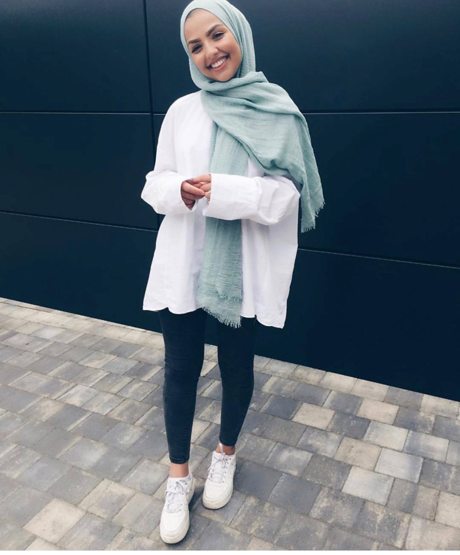 Pinterest Ikolatadenizi Instagram Pinterest Hijab Outfit Muslim
