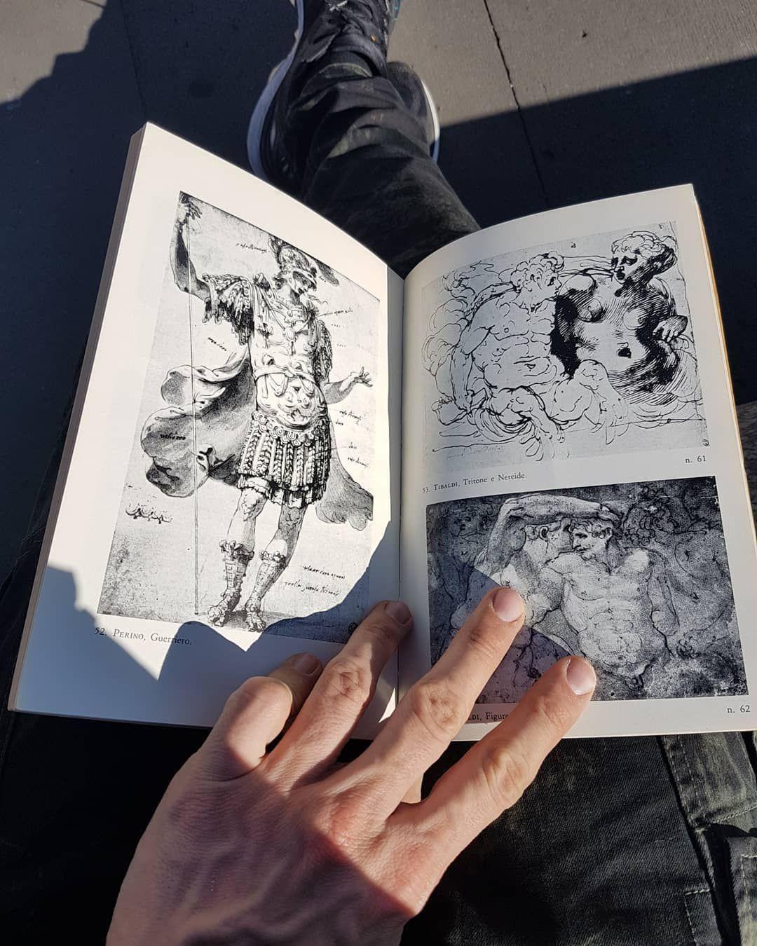 Mostra Di Disegni Di Perino Del Vaga E La Sua Cerchia Bernice F Davidson Cur Firenze 1966 Book Books Booklover Library Art Design Bookporn Hist I 2020