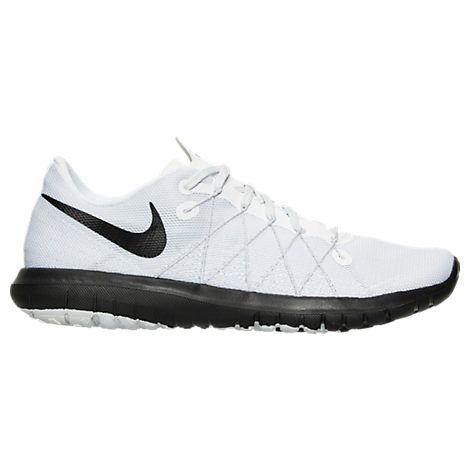 Nike Flex Fury Men's Running Shoes White/Wolf