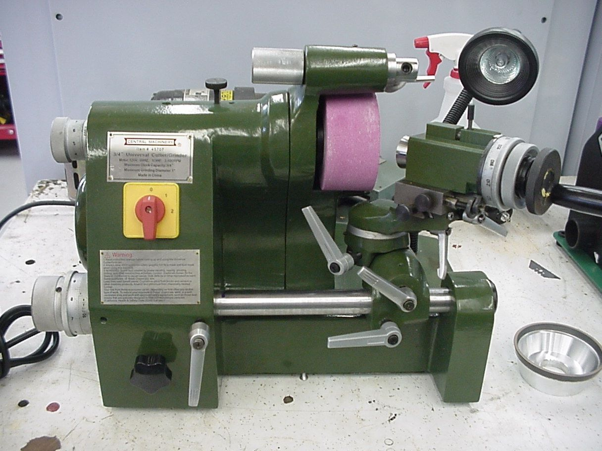 Bench Top Precision Tool And Cutter Grinder At Neufell