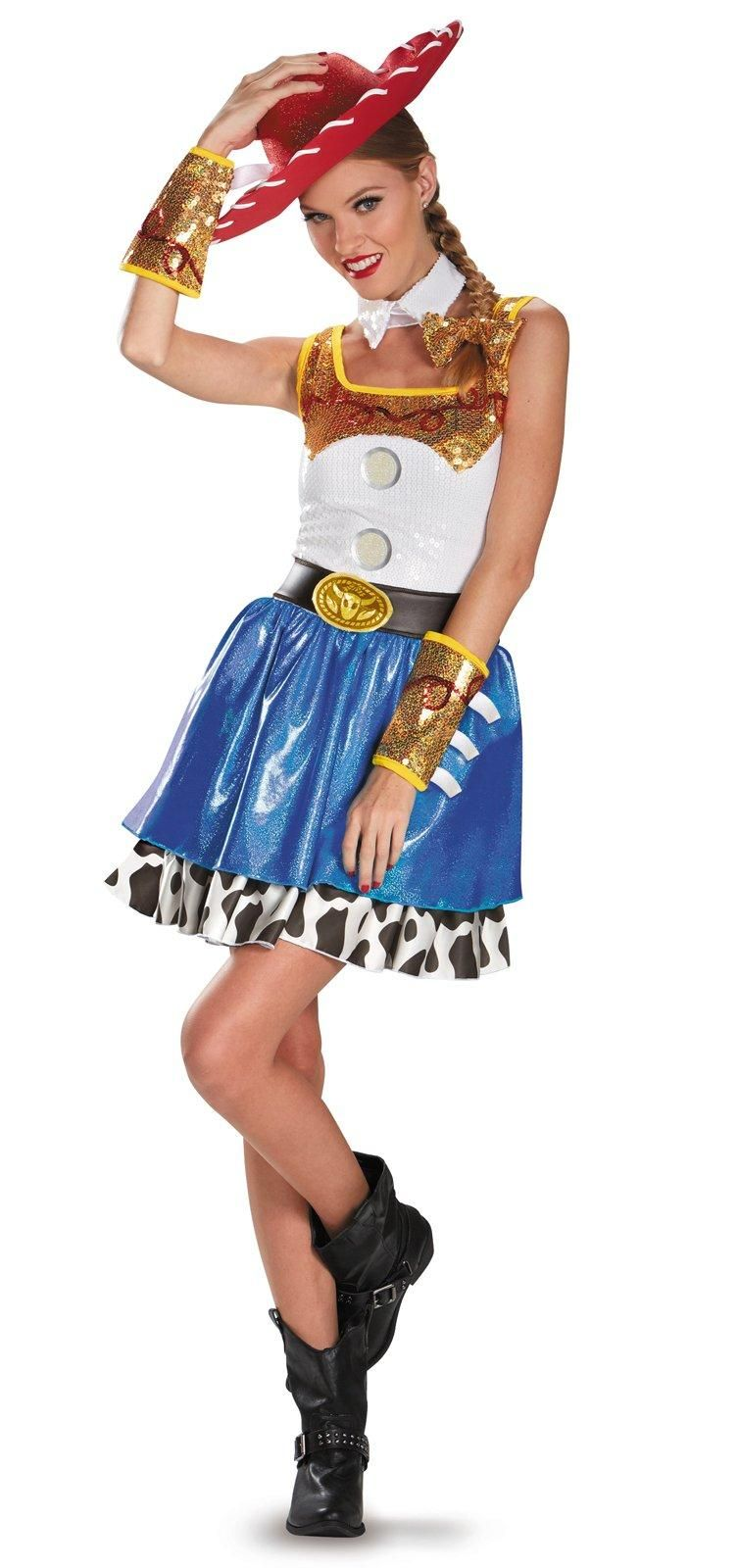 Disney Toy Story - Glam Jessie Costume from BuyCostumes.com  sc 1 st  Pinterest & Disney Toy Story - Glam Jessie Costume from BuyCostumes.com ...