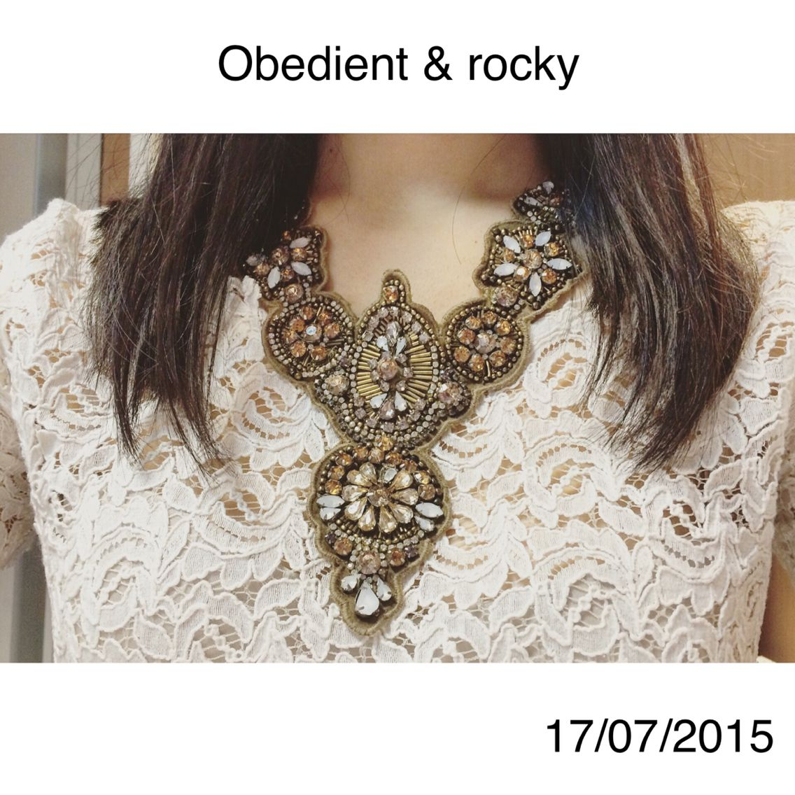 Obedient & rocky