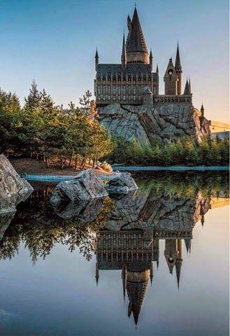 Wizarding World Of Harry Potter At Universal Studios Japan Has