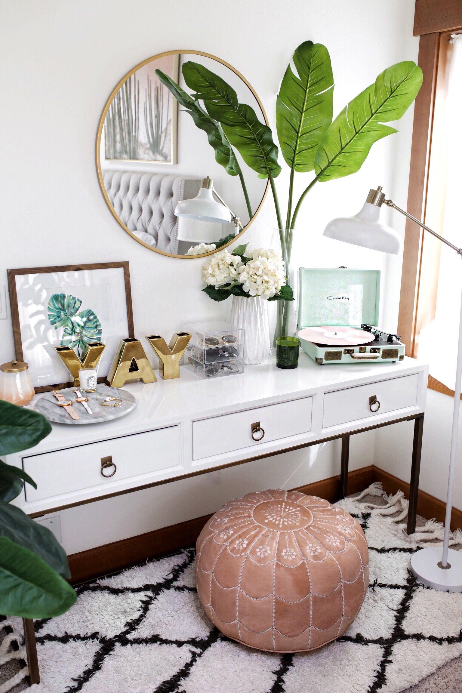Plastic Artificial Flowers Outdoors | Room decor, Home ...