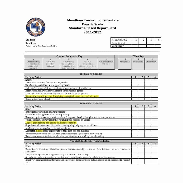 Quality Fake Report Card Template In 2021 School Report Card Report Card Template Card Template