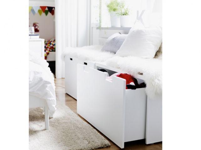 Les Rangements Pratiques Deviennent Invisibles Elle Decoration Ikea 2015 Ikea Nouveautes Decoration Maison