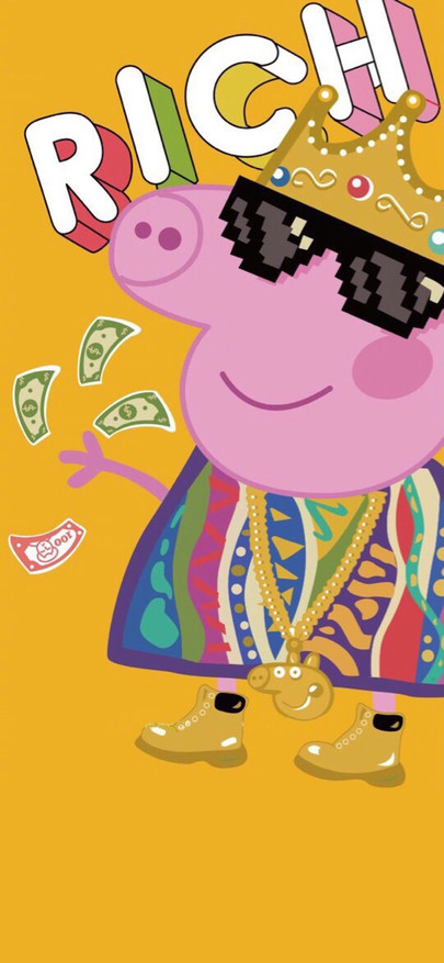 RICH of piggy admire strange local tyrant Wallpapers for