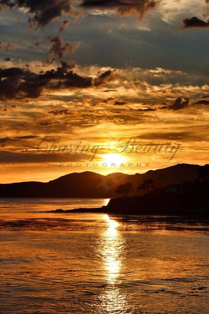 Sunset- Chasing Beauty Photography #sunset #50shadesoforange ☀️