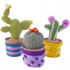 Cactus fantasía - Tejiendo Perú | 225x225