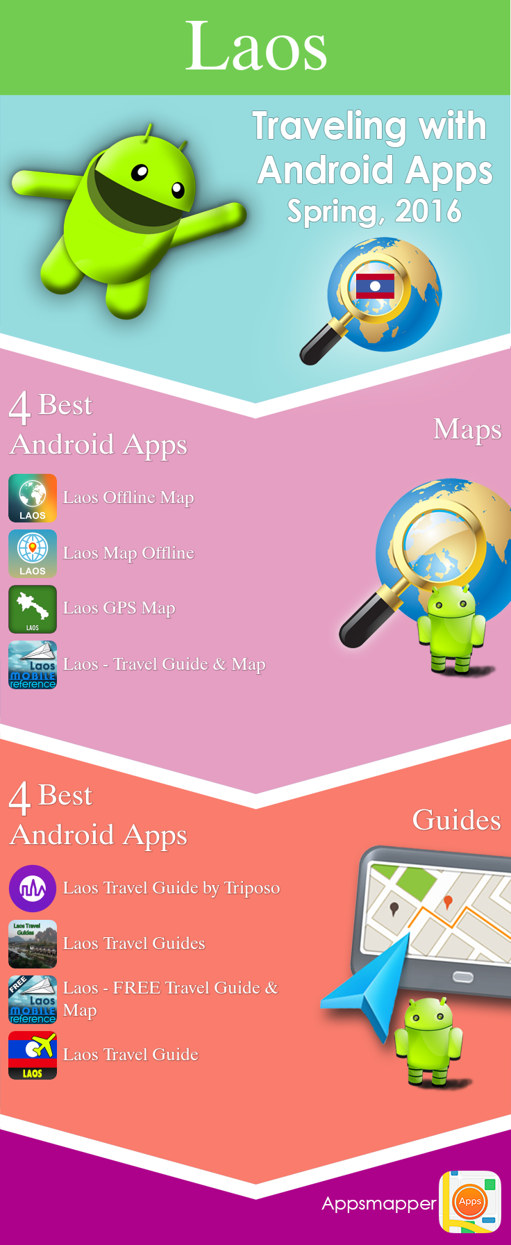 AppsMapper Android Apps on Google Play Travel apps