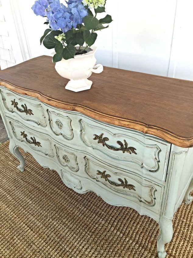 French Provincial Buffet French provincial furniture