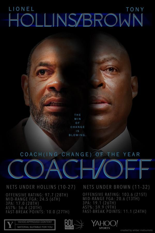Coach/Off: The NBA's best coaching change of the season.