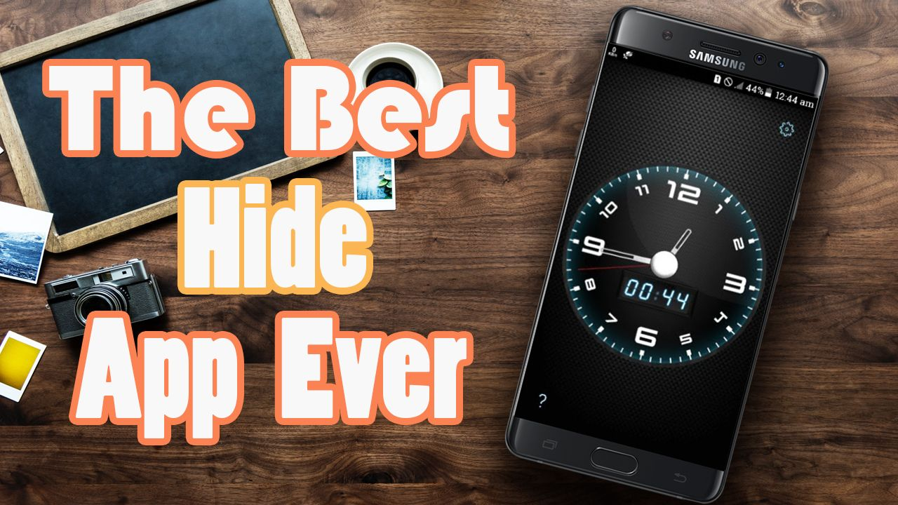 best app to hide your files in   hide your files in watch
