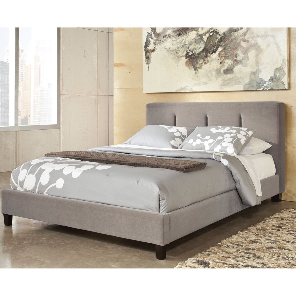 Bring a touch of metro modern chic to your bedroom with this stylish ...