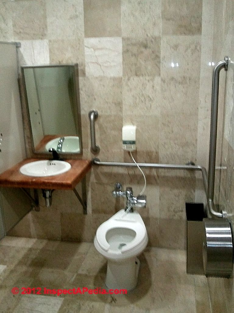 Salle De Bain Jaune Et Grise ~ Handicap Bathroom Design Accessible Bath Design Accessible Bathroom