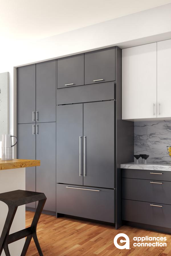 The Built In French Door Refrigerator From Sub Zero Will Be The Best Addition To Your Modern Kitchen Design Modern Kitchen Interiors Modern Kitchen Appliances