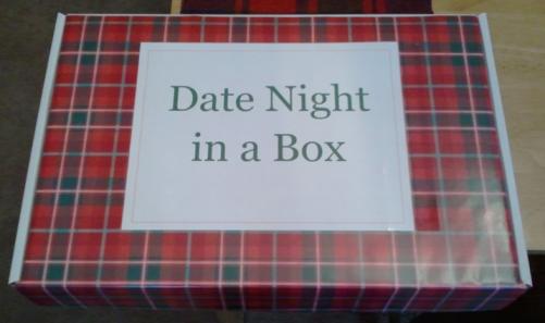 date night in a box