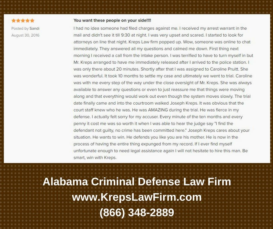 Kreps Law Firm Client Reviews Ratings AVVO