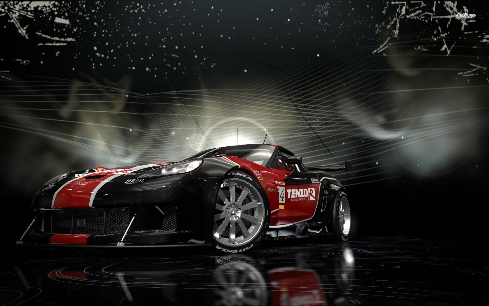 Sports Car Wallpaper For Bedroom: Need For Speed-Shift HD Wallpaper