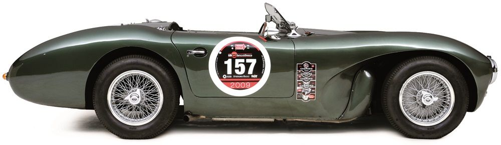 1952 Aston Martin Db3 Works Team Car Oldtimers 1951 1960