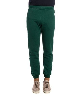 Sweatpants On Sale, Green, Cotton, 2017, M Msgm