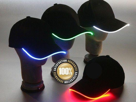 LED Side Glow Hats  70a16d7ce7f7