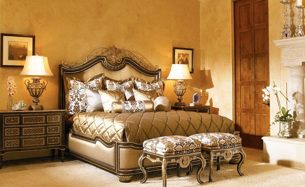 Bedroom Furniture Luxury Sets Marc Pridmore Designs Throughout Upscale Plan