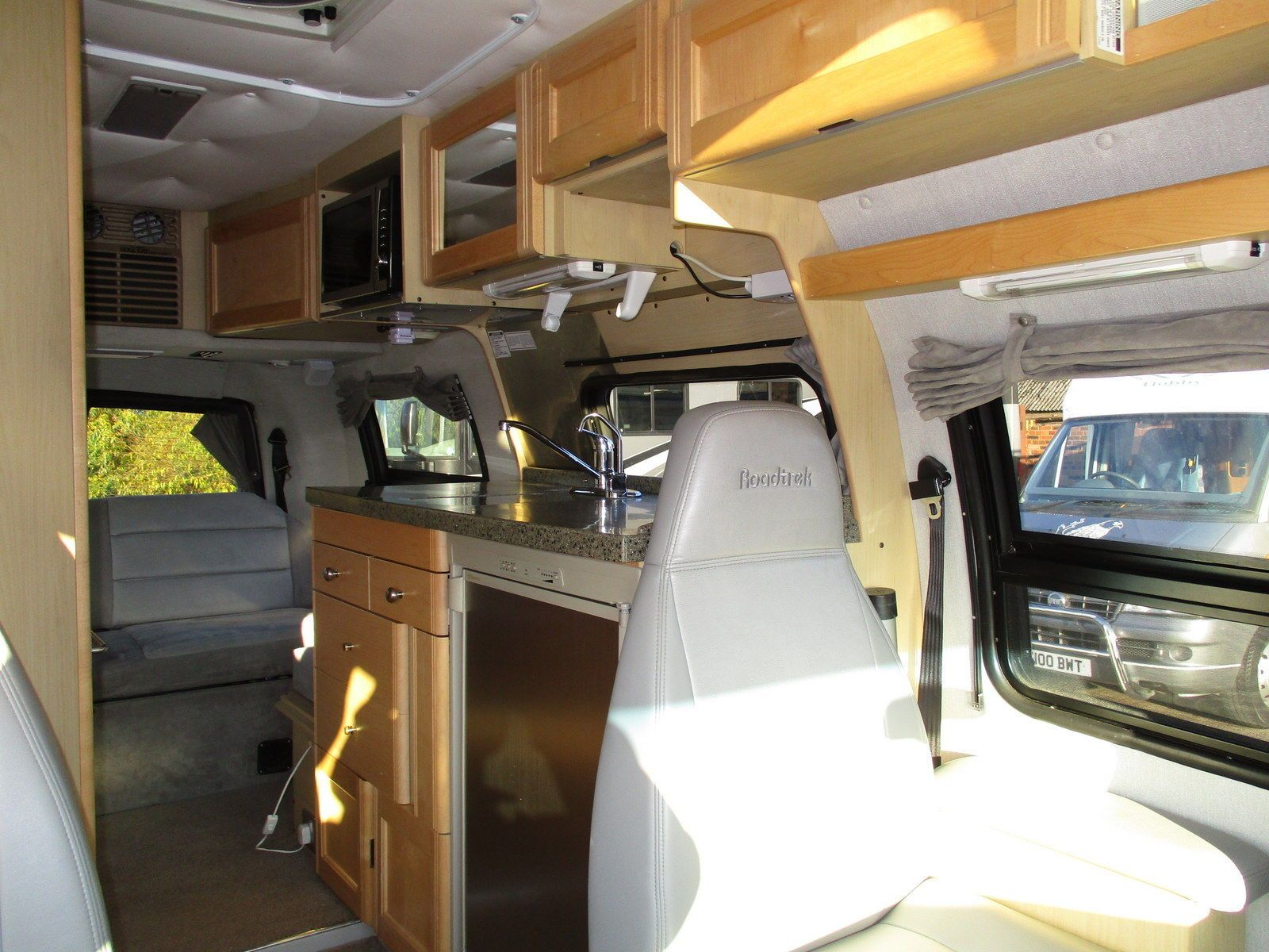 2 Berth Luxury Van Style Motorhome Quality Well Insulated RV Built By Home