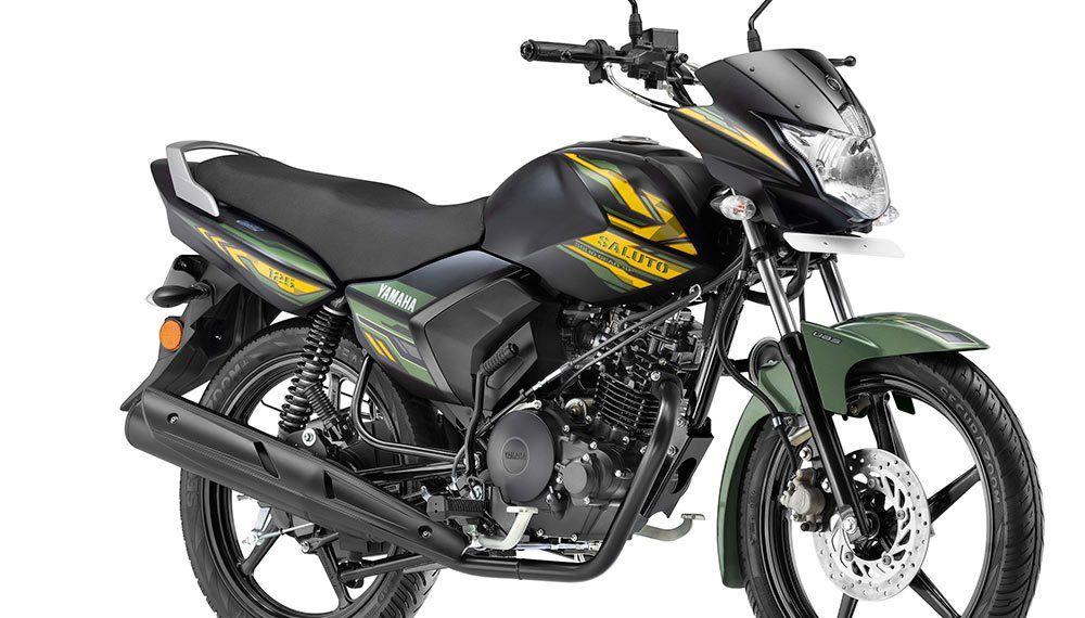 Yamaha Introduces Ubs Unified Braking System To Saluto