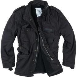 Photo of Surplus Paratrooper Winter Jacket Black 5xl Surplus