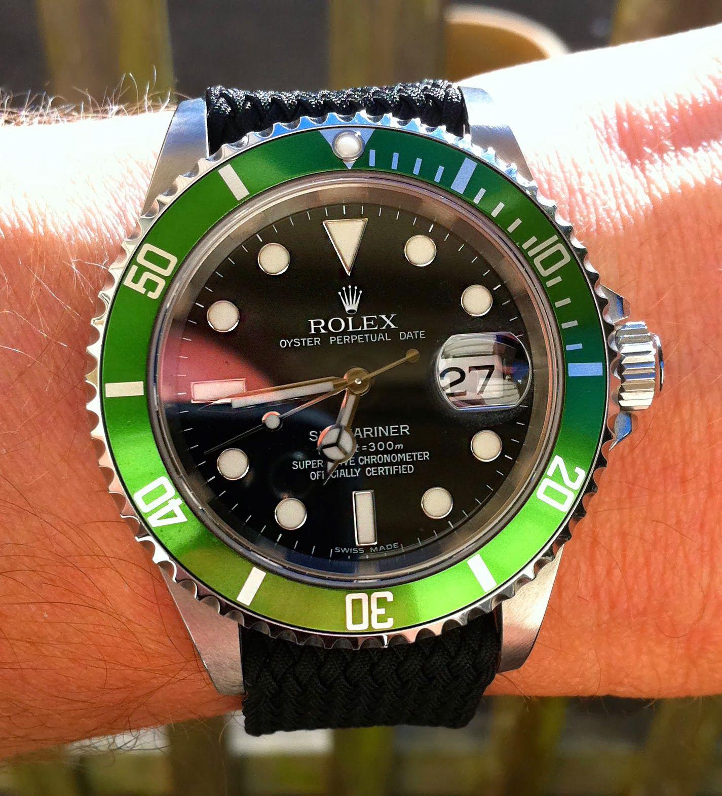 submariner 50th anniversary edition rolex watch