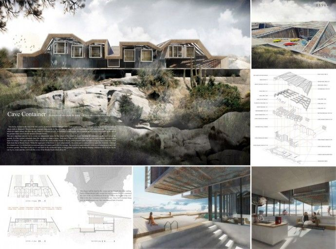 Architecture House Competition sydney container vacation house competition winners | sydney