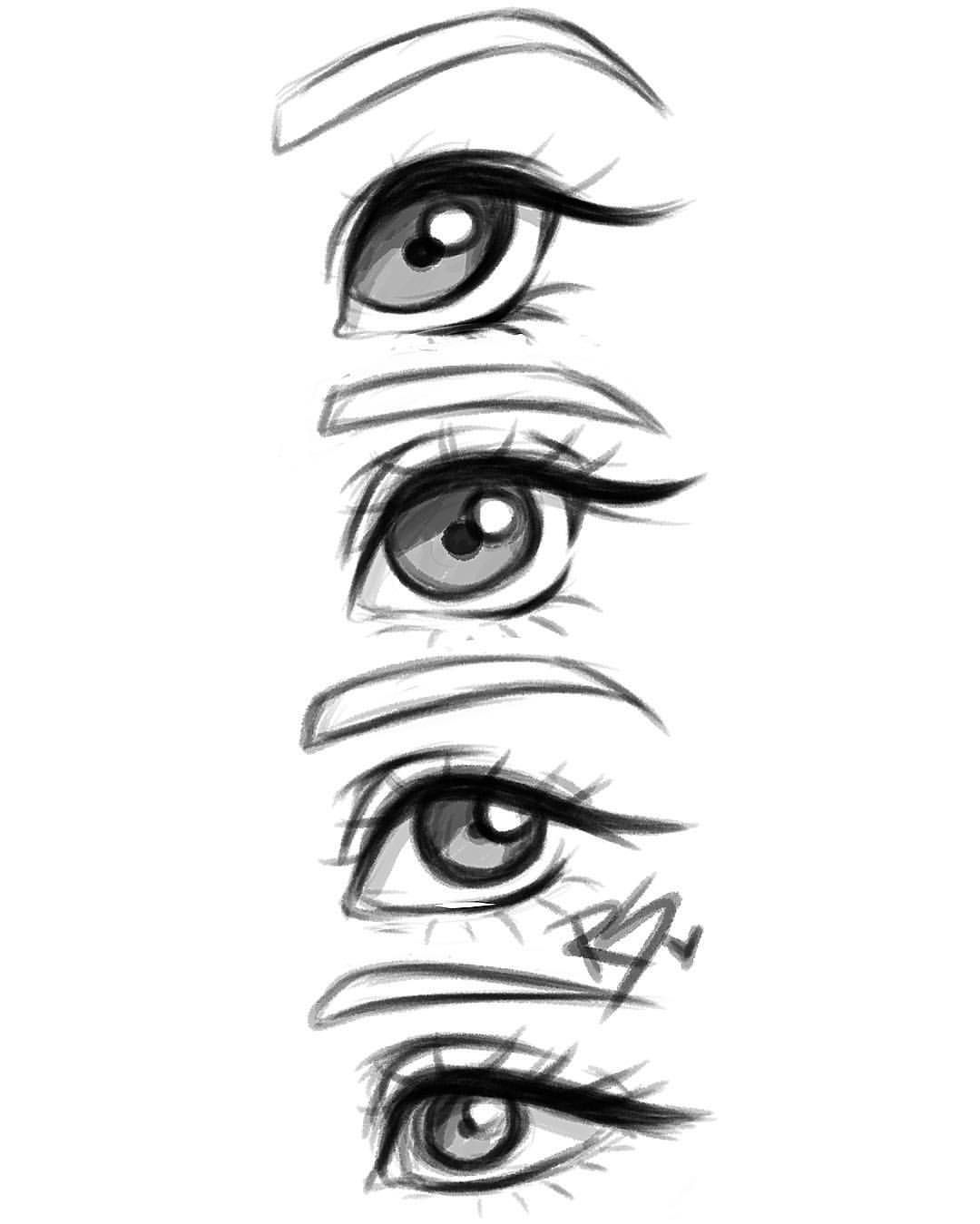 Learn To Draw Eyes - Drawing On Demand  Realistic eye drawing