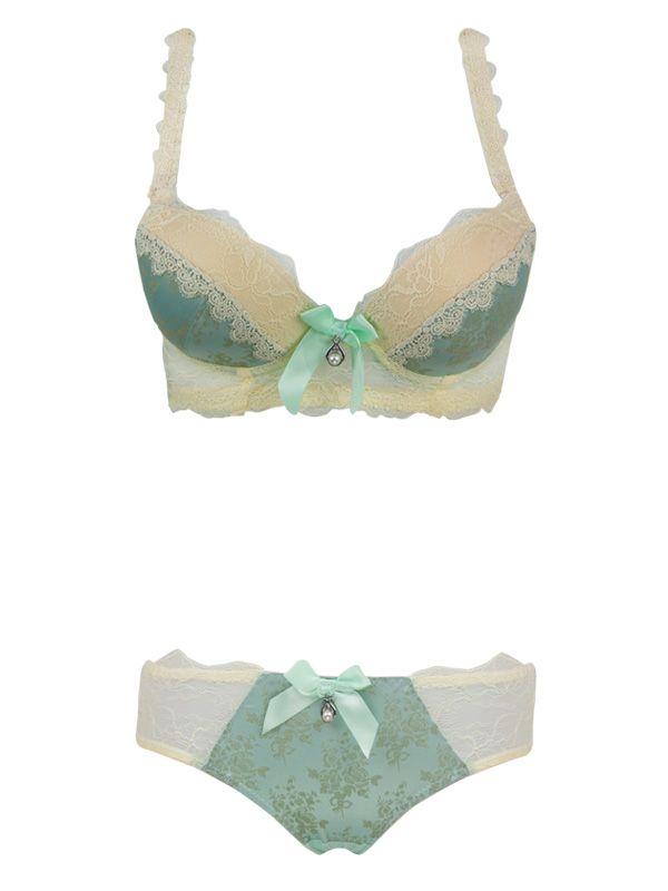 89655f9b6387 Burvogue Fantasy Lace Bra Sets Seamless Cheap Push Up Bra For Women ...