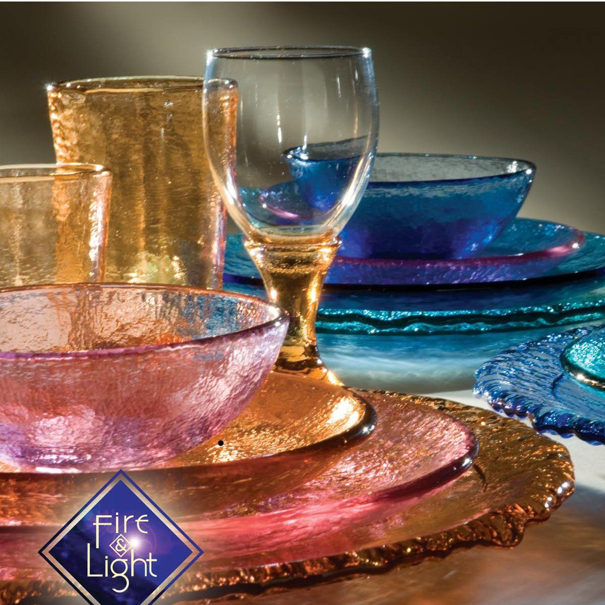 Image Detail For  Kslg Has A $ 400 Set Of Fire Light Glassware To Give Away  On Thursday .