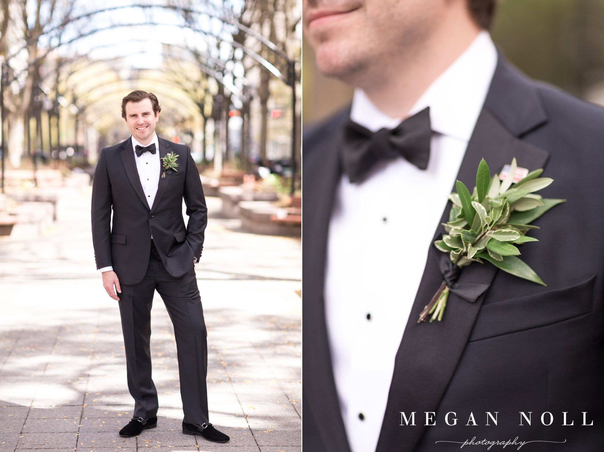 Brooks brothers groom tux for a cincinnatiwedding real wedding