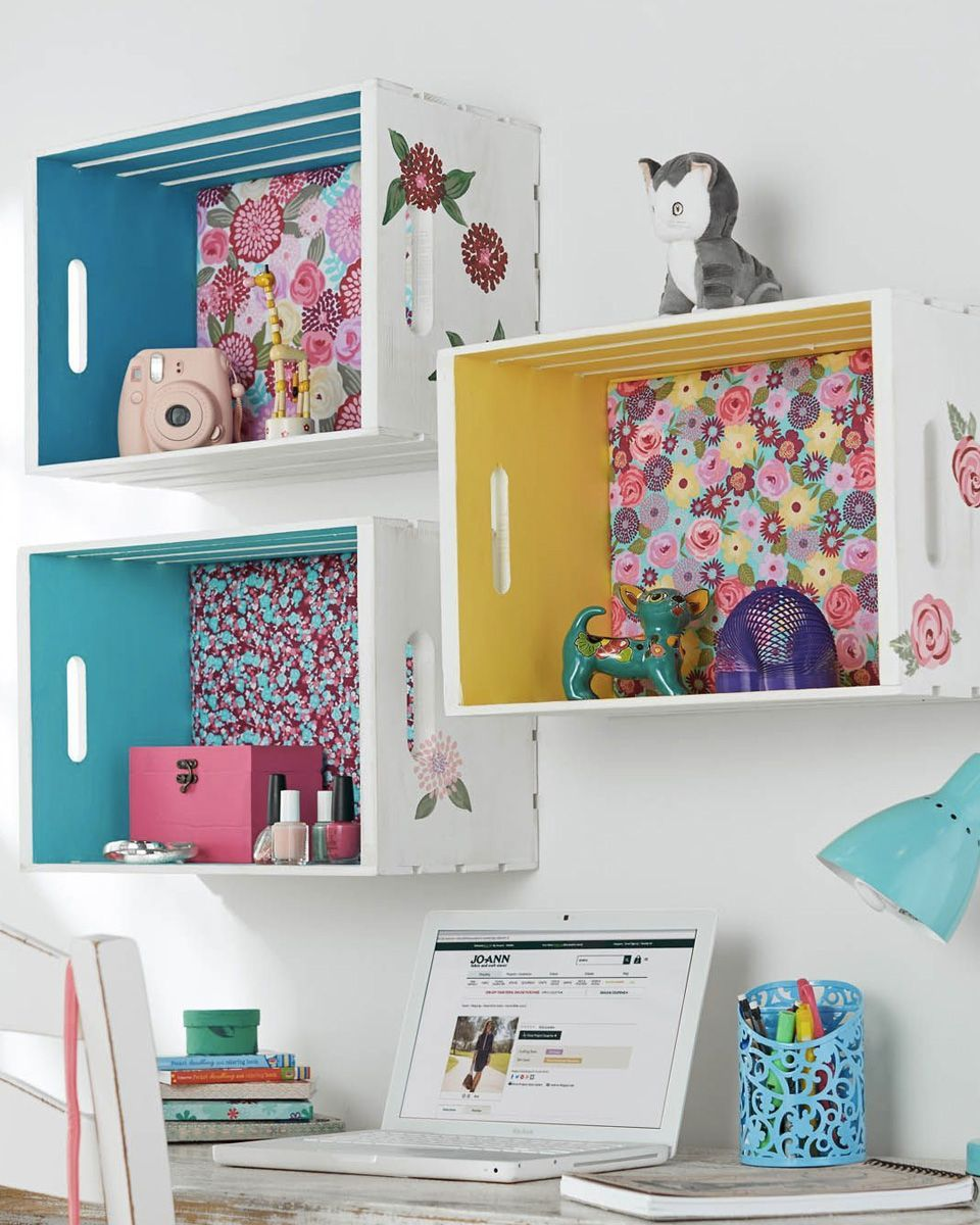 10 idées déco pour un bureau d\'enfant | Wall sculptures, Kids rooms ...