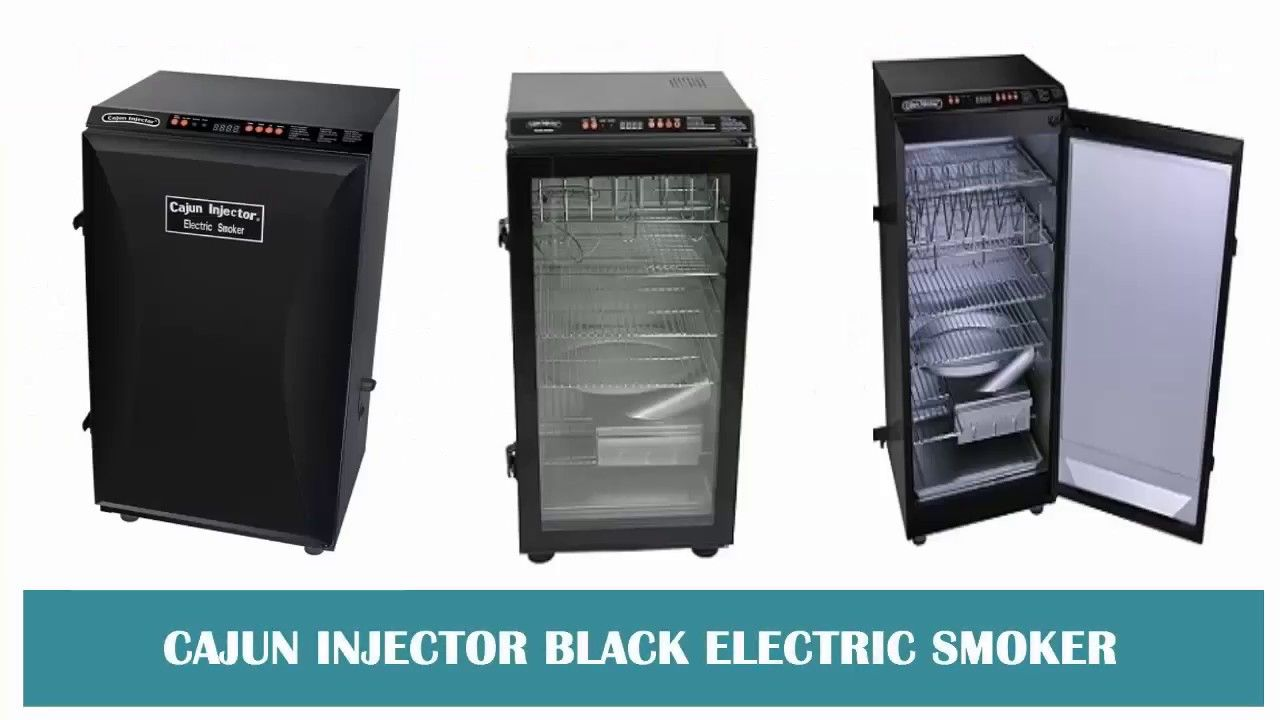 Electric Smoker Review