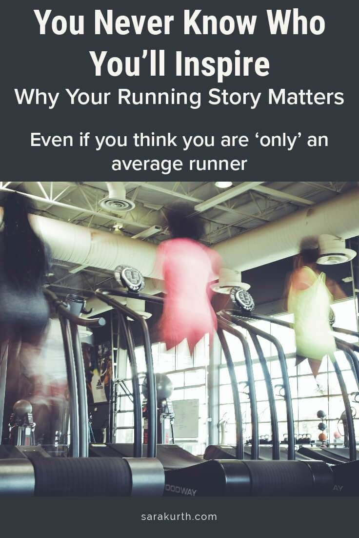 Why Your Running Story Matters · How to run faster